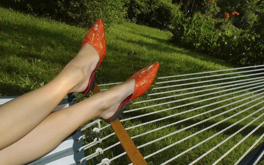 Expat women living an easy life?